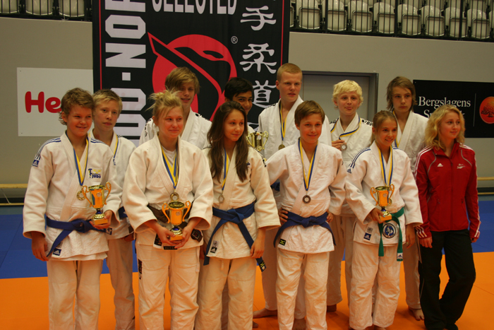 VJF deltagare Högstadiecuppen 2011